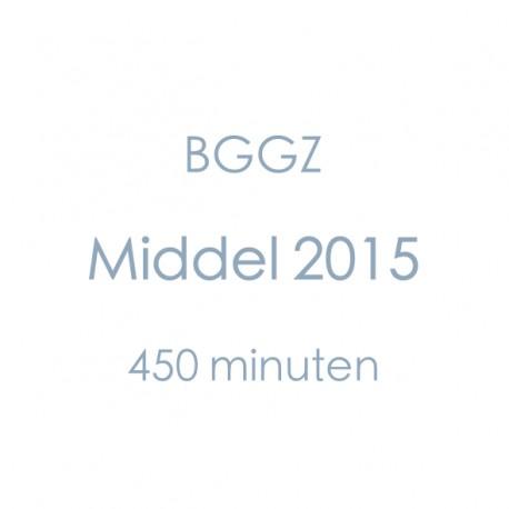 BGGZ Middel 2015