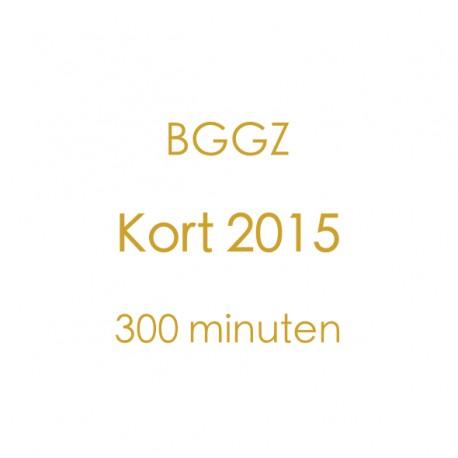 BGGZ Kort 2015