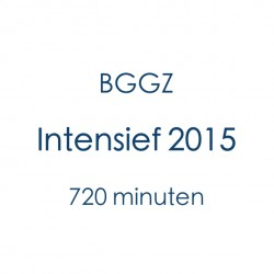 BGGZ Intensief 2015
