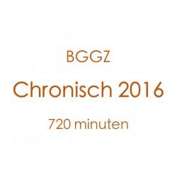 BGGZ Chronisch 2016