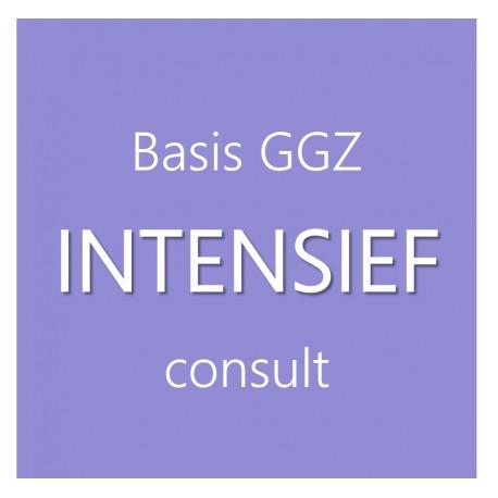 BGGZ Intensief consult